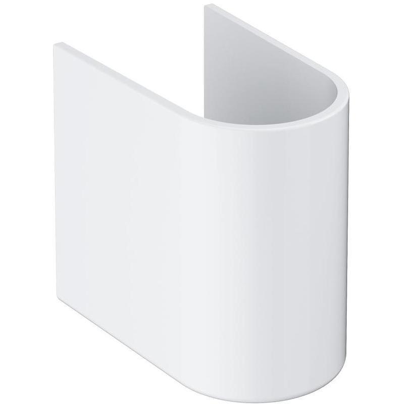 Grohe Euro 39201 Ceramic Semi Pedestal for Wash Basin