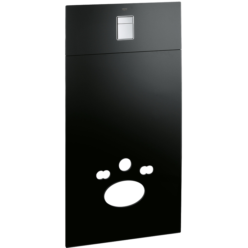 Grohe Glass Cover Skate Cosmopolitan 39374 Velvet Black