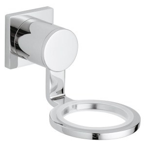 Grohe Allure Glass/Soap Dish Holder 40278