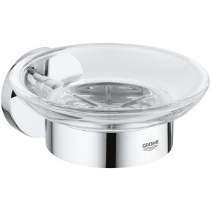 Grohe Essentials Soap Dish with Holder 40444