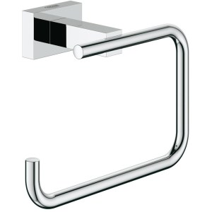 Grohe Essentials Cube Toilet Roll Holder 40507