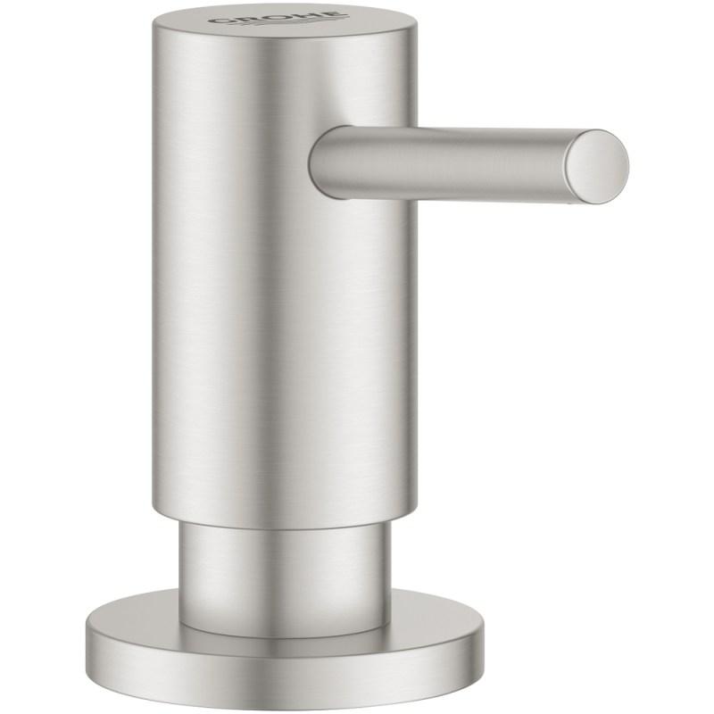 Grohe Cosmopolitan Soap Dispenser 40535 Supersteel