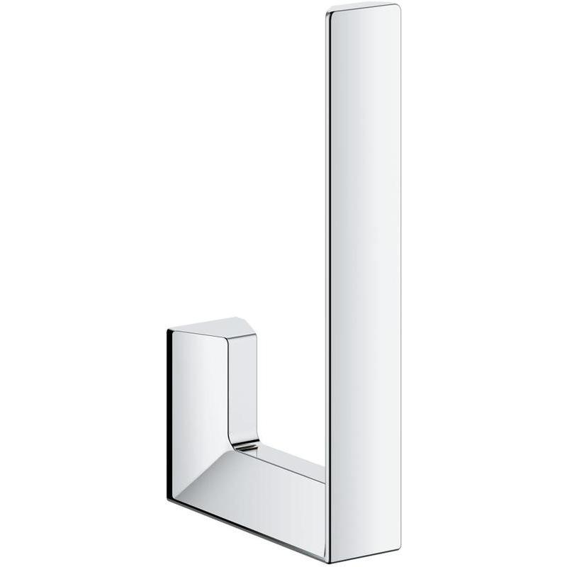 Grohe Selection Cube Spare Toilet Roll Holder 40784 Chrome