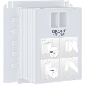 Grohe Inspection Shaft 40911 for Small Flush Plates