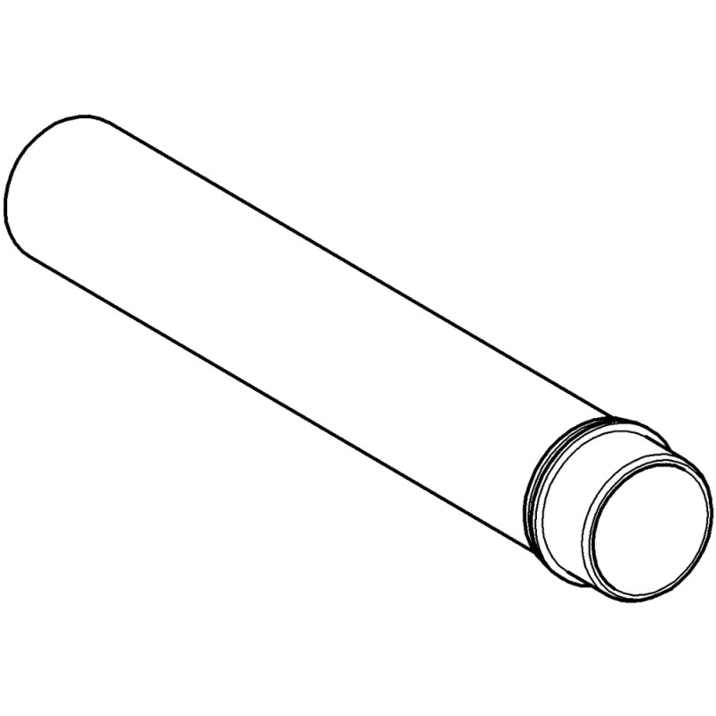 Grohe 43352 Flush Pipe 300mm for 38690/38691