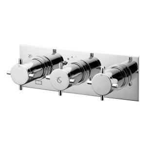 Ideal Standard TT Oposta Built-In 3 Outlet Bath Shower Mixer