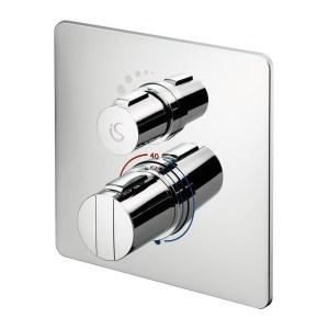 Ideal Standard Concept Easybox Slim Built-In Shower Mixer A5878