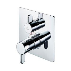 Ideal Standard Freedom Thermostatic Shower with Diverter A6378