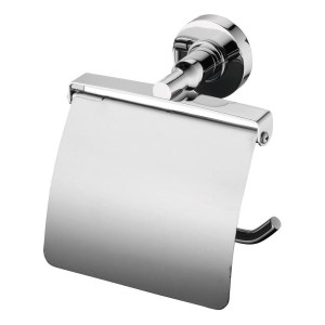 Ideal Standard IOM Toilet Roll Holder with Cover A9127