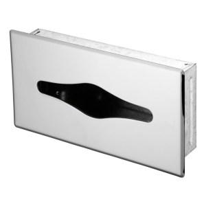 Ideal Standard IOM Tissue Dispenser A9133 Satin Stainless Steel