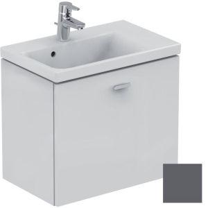 Ideal Standard Concept Space 600mm Wall Basin Unit RH E0315 Grey
