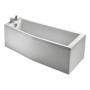 Ideal Standard Concept Space 170cm Space Saver Bath Left E0499