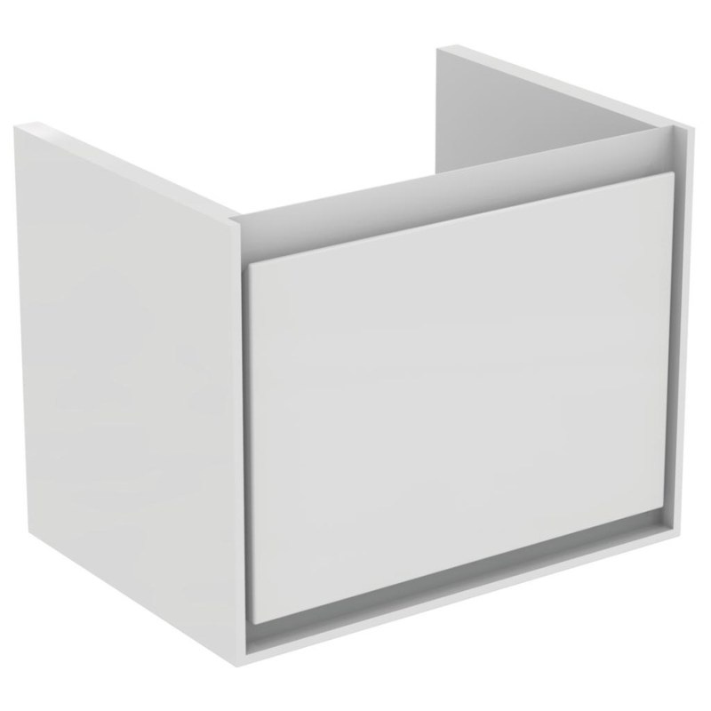 Ideal Standard Concept Air 50cm Wall Vanity Unit 1 Drawer E8017
