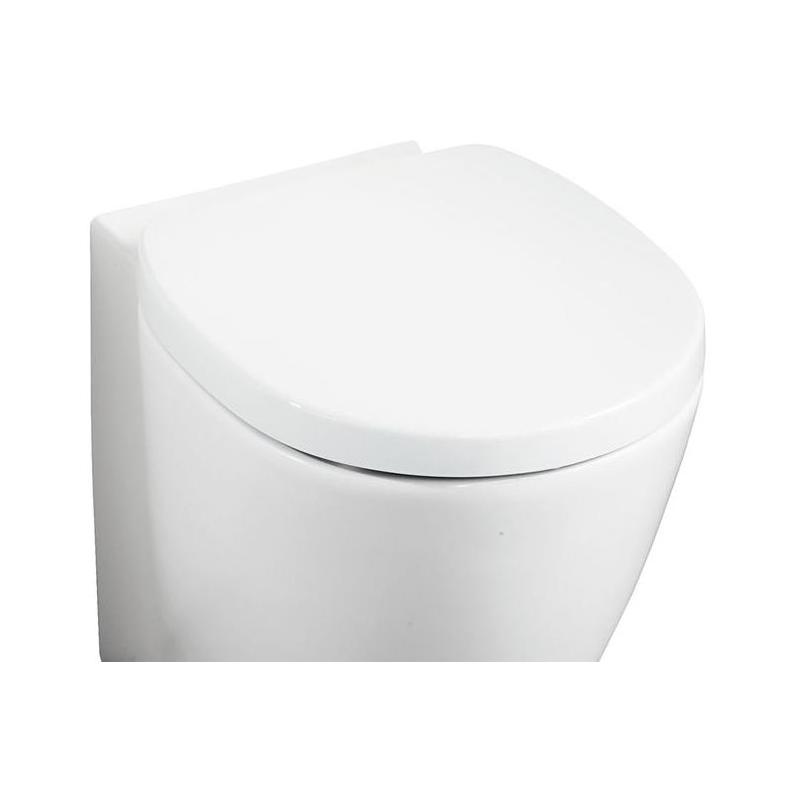 Ideal Standard Concept Space Seat & Cover Soft Close E1293
