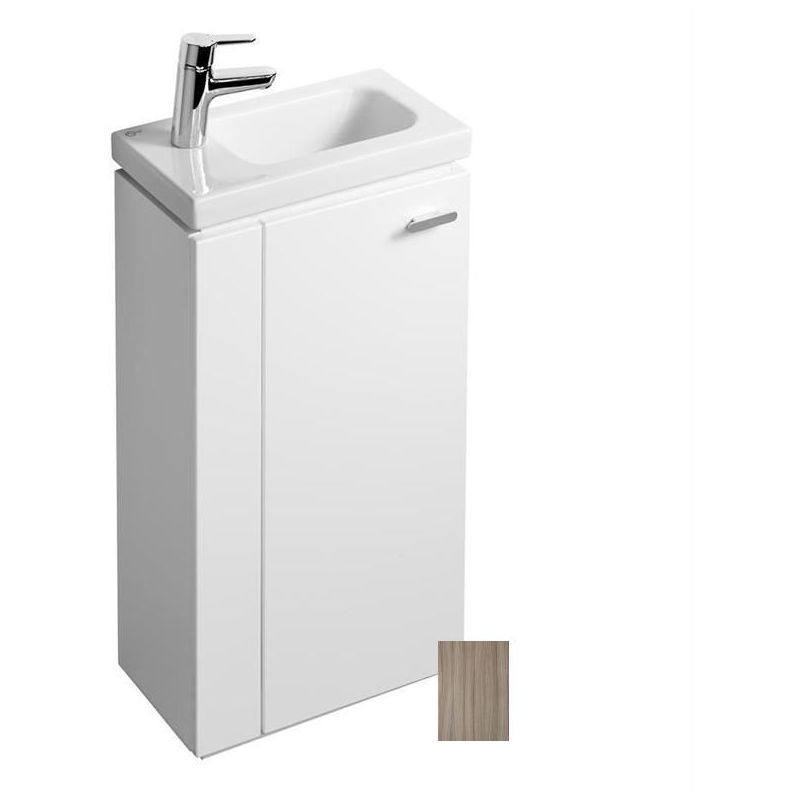 Ideal Standard Concept Space 450mm Basin Unit LH E1438 Elm