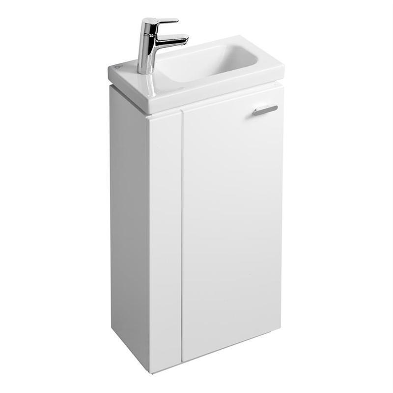 Ideal Standard Concept Space 450mm Basin Unit LH E1438 White