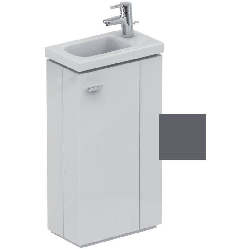Ideal Standard Concept Space 450mm Basin Unit RH E1439 Grey