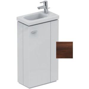 Ideal Standard Concept Space 450mm Basin Unit RH E1439 Walnut