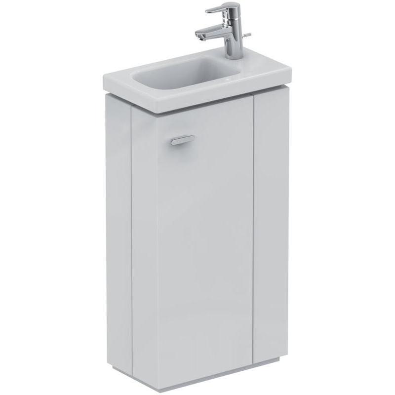 Ideal Standard Concept Space 450mm Basin Unit RH E1439 White