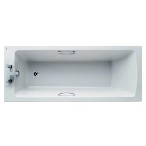 Ideal Standard Tempo Arc Bath with Grips 170x70cm E1558