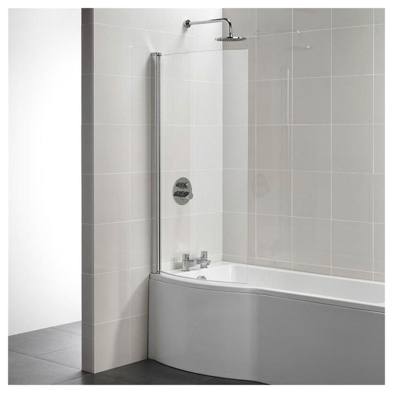 Ideal Standard Tempo Arc Shower Bath Screen E2571