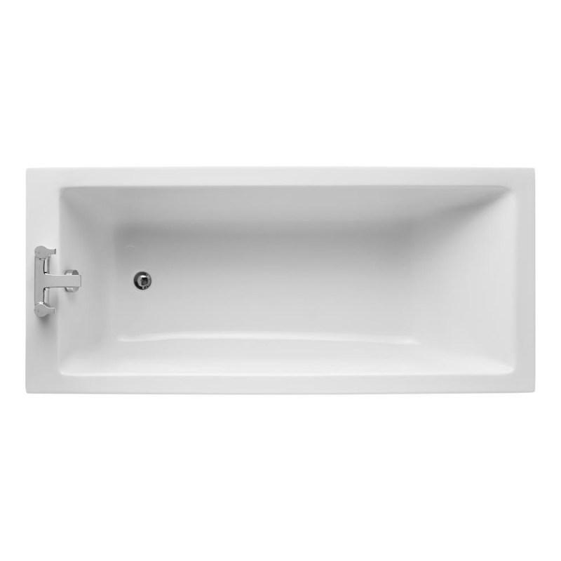 Ideal Standard Tempo Cube 170x75cm Rectangular Bath E2582