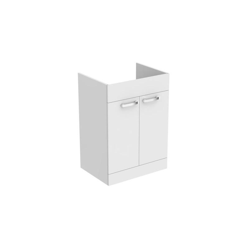 Ideal Standard Tempo 600mm Floor Vanity Unit E3244 Gloss White