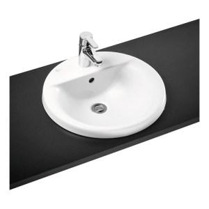 Ideal Standard Concept Sphere 48cm Countertop Basin 1 Hole E5011