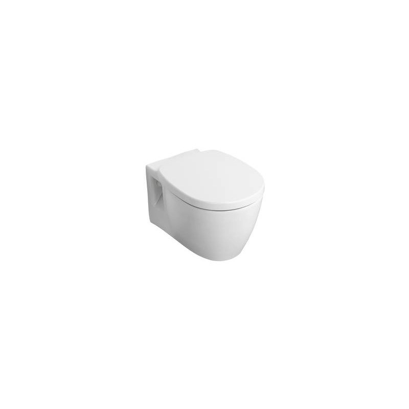 Ideal Standard Concept Freedom Wall Hung Toilet with Standard Seat