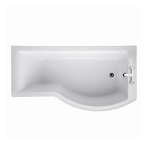 Ideal Standard Concept 170x70cm Shower Bath Right Hand E7315