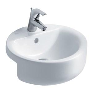 Ideal Standard Concept Sphere 45cm Semi Countertop Washbasin 1TH