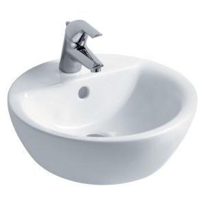 Ideal Standard Concept Sphere 43cm Vessel Washbasin 1 Taphole