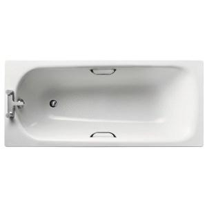 Ideal Standard Simplicity 160x70cm Steel Bath E8186