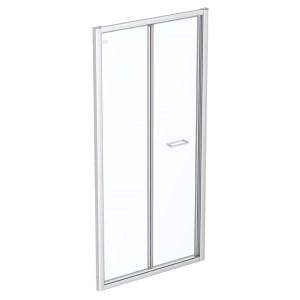 Ideal Standard Connect 2 1000mm Bifold Shower Door K9280