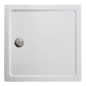 Ideal Standard Simplicity 700x700mm Shower Tray Flat Top L5085