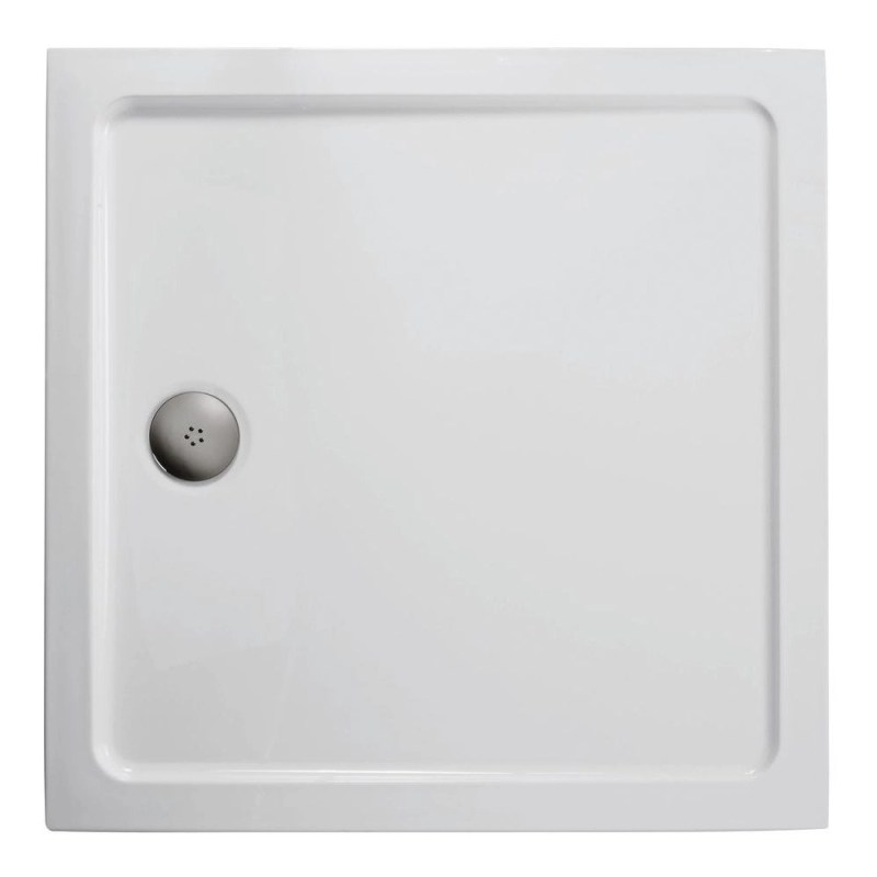 Ideal Standard Simplicity 760x760mm Low Profile Tray Flat Top