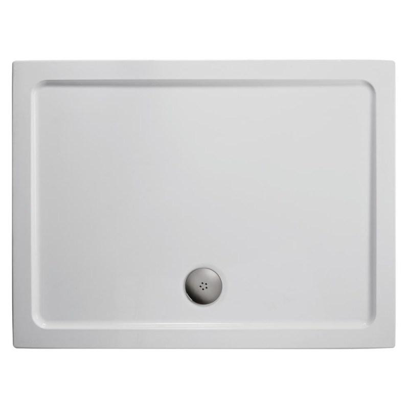 Ideal Standard Simplicity 1200x760mm Shower Tray Flat Top L5093