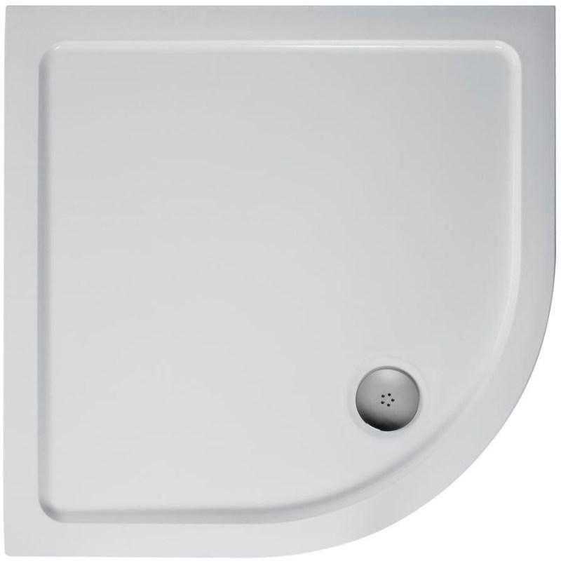 Ideal Standard Simplicity 800mm Quadrant Tray Flat Top L5100