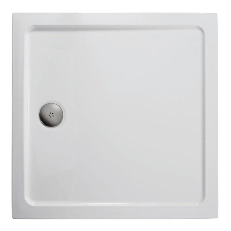 Ideal Standard Simplicity 760x760mm Shower Tray Upstands L5113
