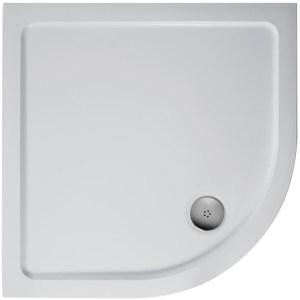 Ideal Standard Simplicity 800mm Quadrant Tray Upstands L5123