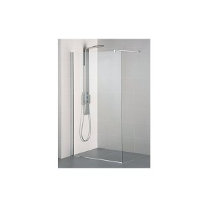 Ideal Standard Synergy 1400mm Wet Room Panel L6226 Bright Silver