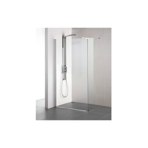 Ideal Standard Synergy 1600mm Wet Room Panel L6227 Bright Silver