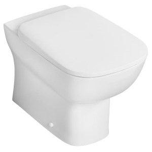 Ideal Standard Studio Echo Back-To-Wall Toilet with Standard Seat