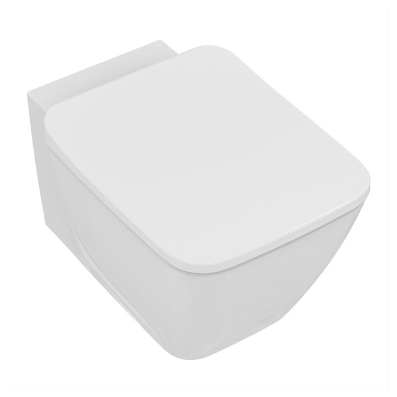 Ideal Standard Strada II Wall Hung Toilet with Slow Close Seat