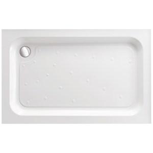 Just Trays Merlin 1100x760mm Rectangular Shower Tray