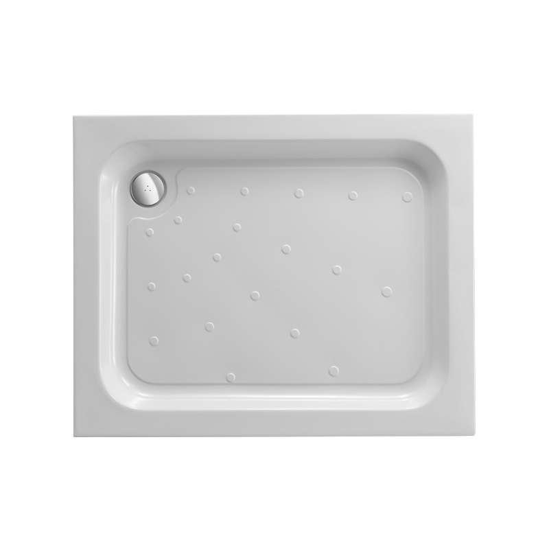 Just Trays Ultracast 1600x800mm Rectangular Shower Tray