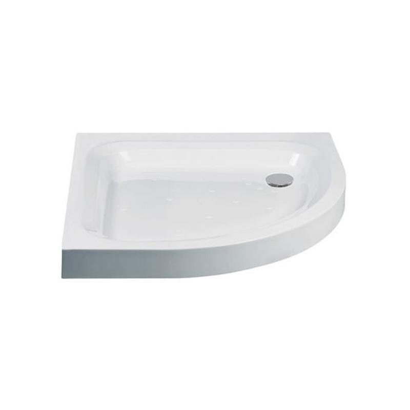 Just Trays Ultracast 800mm Quadrant Shower Tray