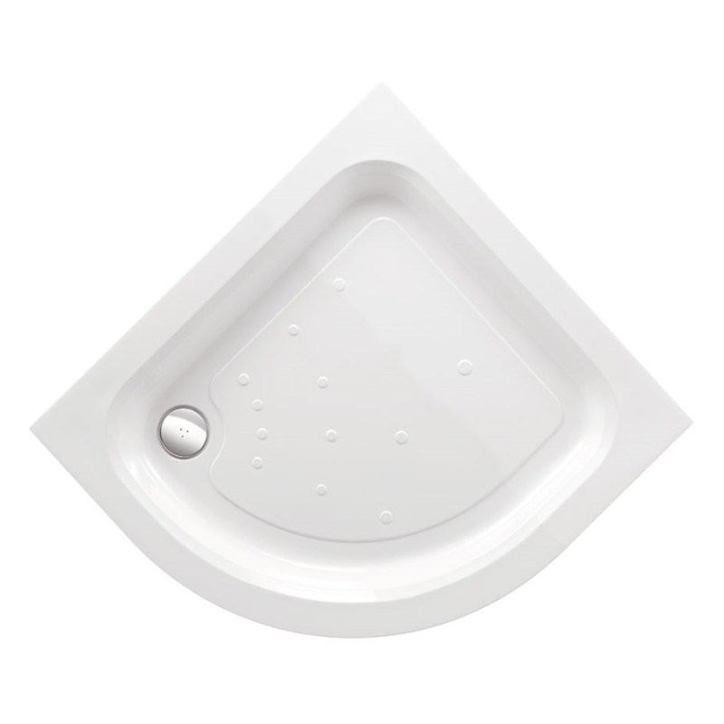 Just Trays Ultracast 900mm Quadrant Shower Tray