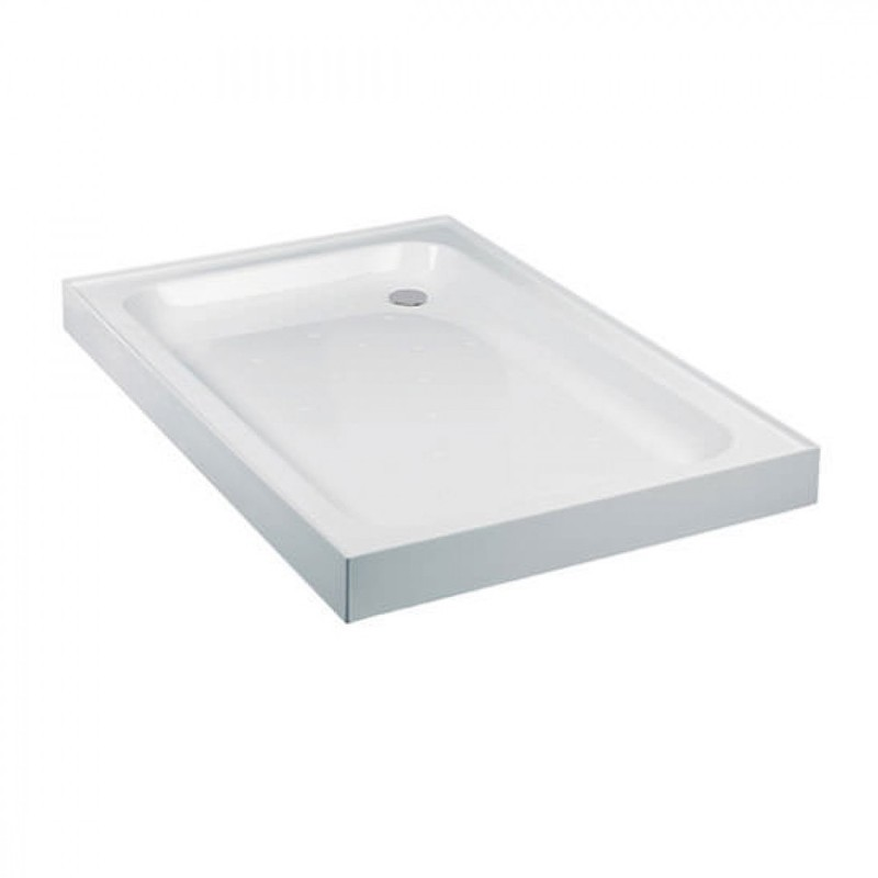 Just Trays Ultracast 1200x900mm Shower Tray Anti-Slip 4 Upstands