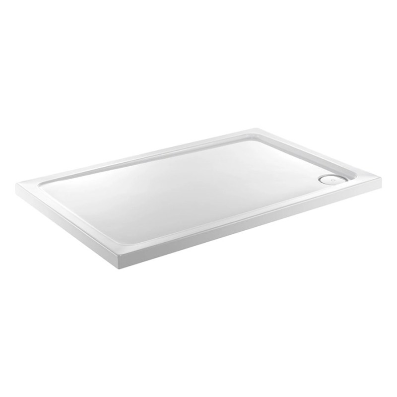 Just Trays Fusion 1600x700mm Rectangular Shower Tray